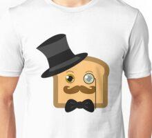Gentle Man Toast Unisex T-Shirt