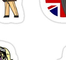 ACE Family Sticker Set Sticker