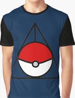 Pokemon Hallows Graphic T-Shirt