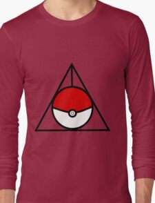 Pokemon Hallows Long Sleeve T-Shirt
