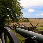 Gettysburg Cannon by Zach Chadim