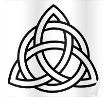 Celtic Knot III Poster