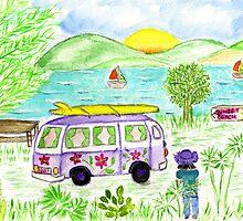 campervan by Hbeth