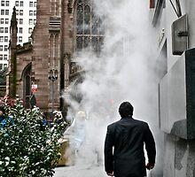 Smoke in New York by JacksCosta