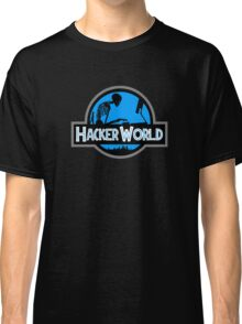 Hacker World Classic T-Shirt