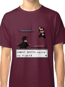 Agent fighter Classic T-Shirt