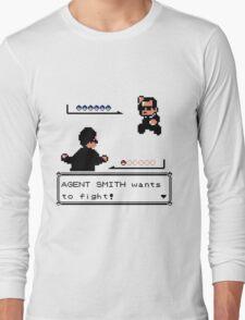 Agent fighter Long Sleeve T-Shirt