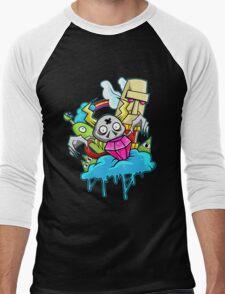 That Ol' Gem Plucker Men's Baseball ¾ T-Shirt