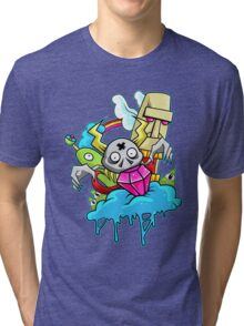 That Ol' Gem Plucker Tri-blend T-Shirt