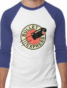 Bullet express Men's Baseball ¾ T-Shirt