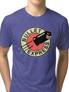 Bullet express Tri-blend T-Shirt