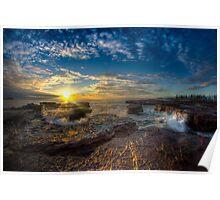 Kiama Sunrise HDR v1 Poster