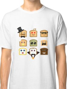All The Toast I made Classic T-Shirt