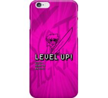 Level Up iPhone Case/Skin