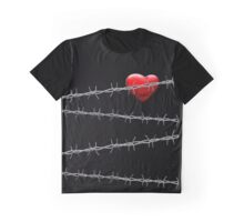 Don't Touch my Heart Graphic T-Shirt