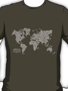 Bike Atlas T-Shirt