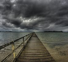 Tuggerah Bay Jetty by Toma Iakopo | Tomojo Photography