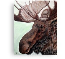 Mist Walker Canvas Print
