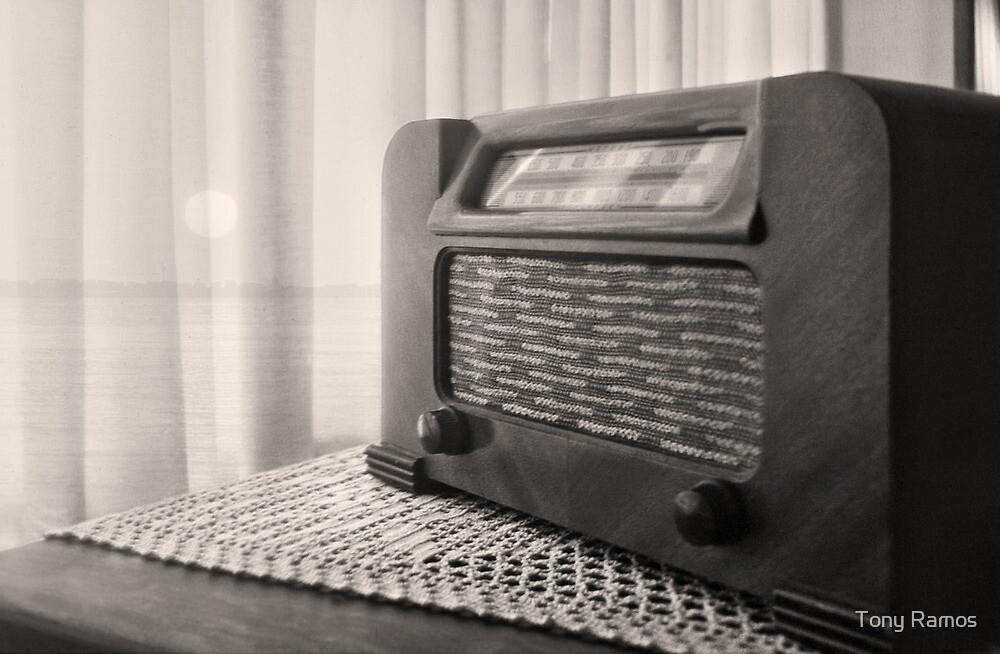 Old Radio Days by Tony Ramos