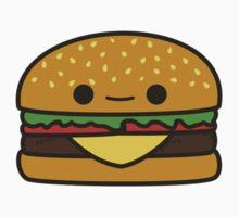 Yummy kawaii burger One Piece - Short Sleeve