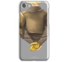 Golden Hand iPhone Case/Skin