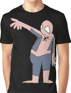 Piderman Graphic T-Shirt