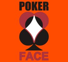 Poker Face Kids Clothes