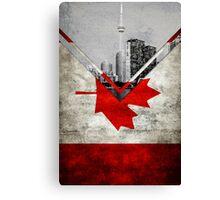 Flags - Canada Canvas Print