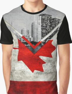 Flags - Canada Graphic T-Shirt