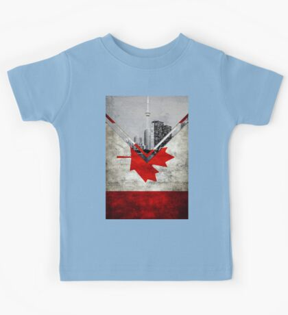 Flags - Canada Kids Tee