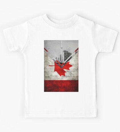 Flags - Canada Kids Tee