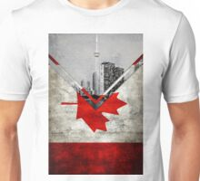 Flags - Canada Unisex T-Shirt