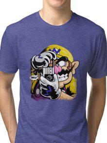 THE KILLING WARIO Tri-blend T-Shirt