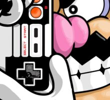 THE KILLING WARIO Sticker