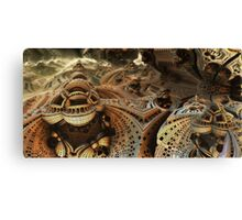 Above sands of Dune Canvas Print