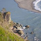View to Coastal Trail North in far distance by Karlim