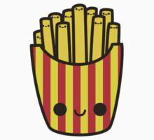 Yummy kawaii fries Baby Tee