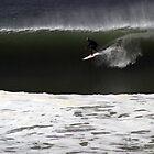 Big Wave Burleigh by Noel Elliot
