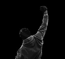 Never give UP! Rocky Balboa by NeverGiveUp