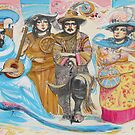 Birthday of Madam Zermen by Tigran Akopyan