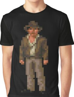 Indiana Jones and The Fate of Atlantis #01 Graphic T-Shirt
