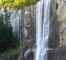Vernal Falls- Yosemite by EarthPhoenix