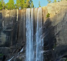 Vernal Falls 3 by EarthPhoenix