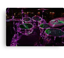 Drums 1 Canvas Print