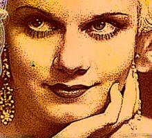 Goodbye to Last Platinum Blonde Sticker