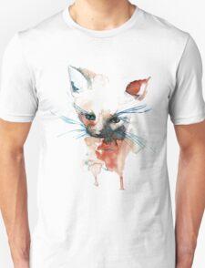 Cat of Three Colour Unisex T-Shirt