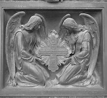 Compassionate Celestial Servants by M-EK
