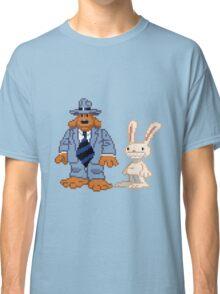 Sam & Max #02 Classic T-Shirt