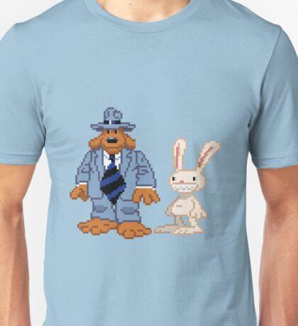 Sam & Max #02 Unisex T-Shirt