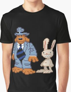 Sam & Max #02 Graphic T-Shirt
